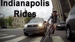 Indianapolis Rides (Urban Cycling Film)