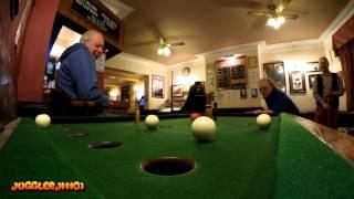 Short Bar Billiards Clip
