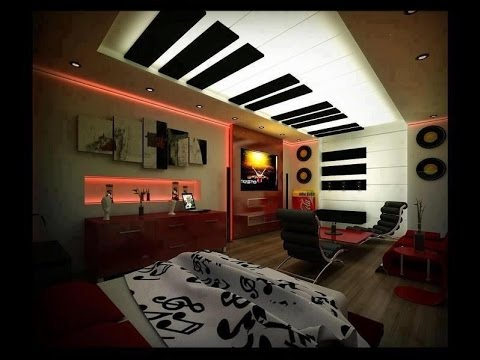 Music Inspired Home Design Ideas