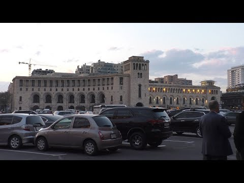 Yerevan, 09.04.19, Tu, Video-2, Nakhkin Kino YEREVAN-its, Hraparak.