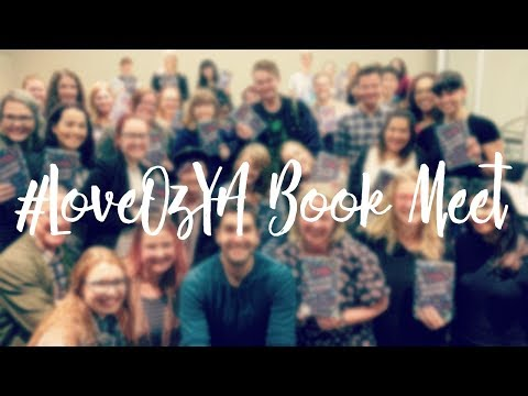 #LoveOzYA Anthology | Book Meet