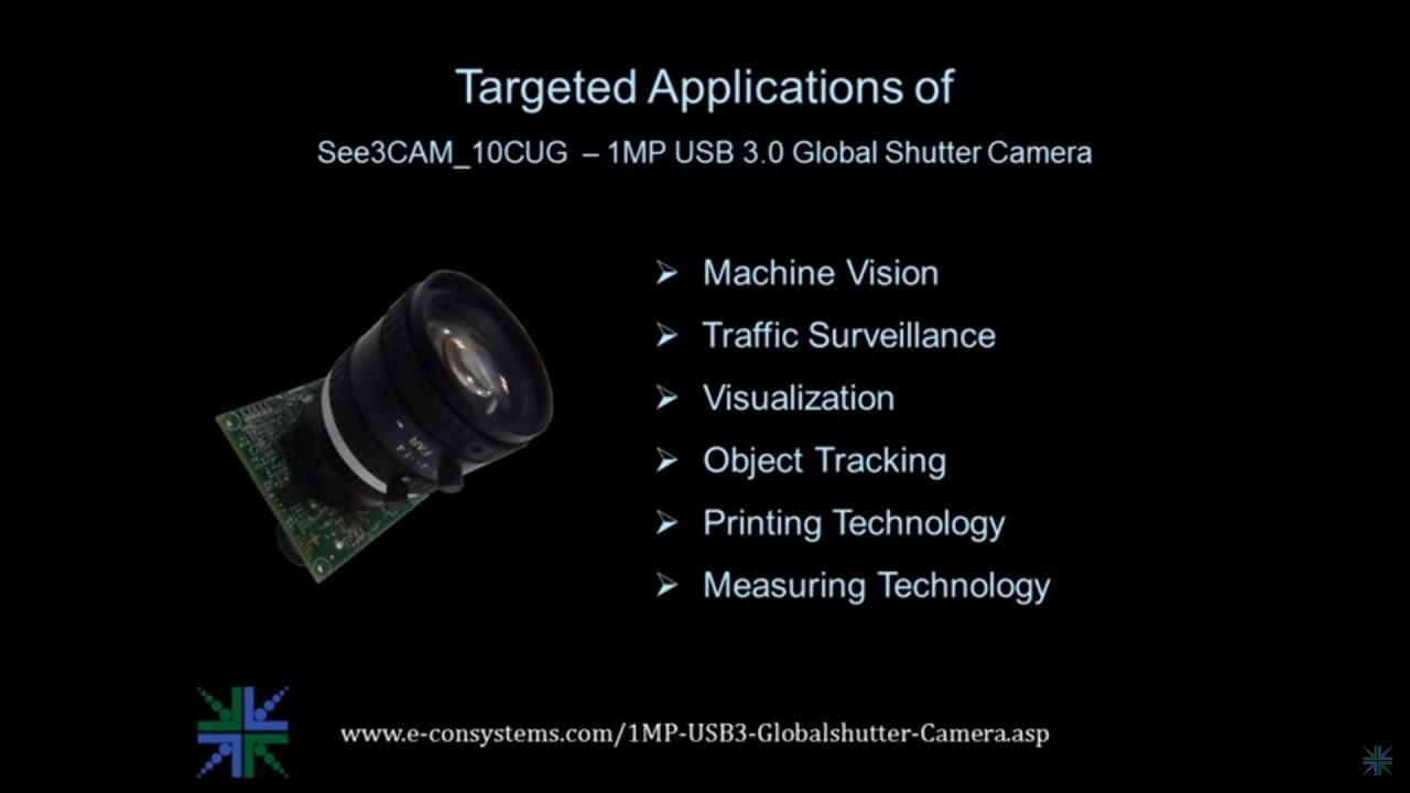 Capturing Barcode on a Fast running Fan using USB 3 0 Global Shutter Camera  - See3CAM_10CUG