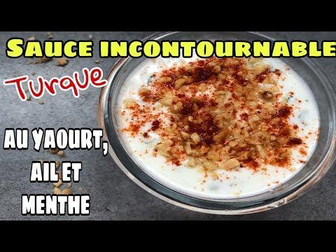 🍎❤️sauce-incontournable-turque-au-yaourt,-ail-et-menthe-(recette-express-et-légère)