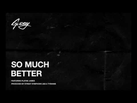 G Eazy - So Much Better Ft Playne James W/ Lyrics (Rap 2016)
