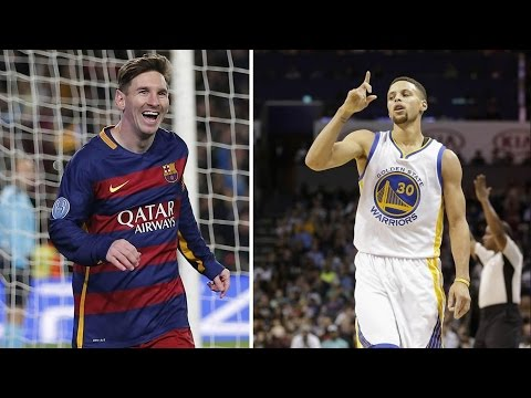 Lionel Messi Keeps 10 Million Shirt Promise To Stephen Curry