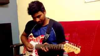 mamathala thalli guitar tab(cover)