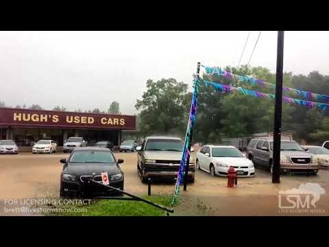 05-30-2018 Marion, AL flooding at Judson College and around Marion, AL