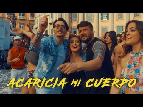 Tony Colombo, Alessio, Emiliana Cantone - Acaricia Mi Cuerpo (Official Video 2017)