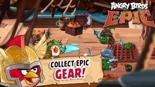 Angry Birds Epic RPG - Rovio Entertainment Ltd CAVE 10 CITADEL 9