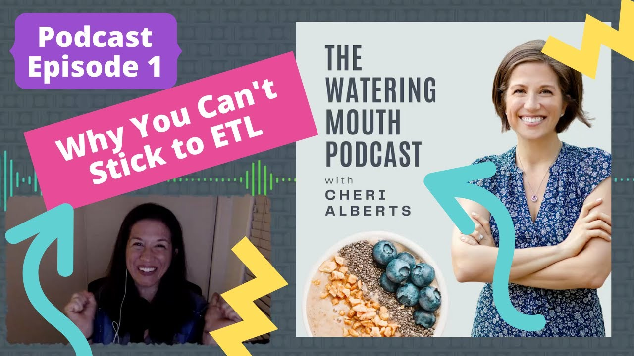 Podcast Episode 1: Why You Can't Stick to the Eat to Live Diet