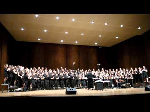 Sacrifice of Praise - UW Gospel Choir 2013