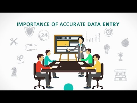 How Outsourcing helps your Company to Improve Data Entry Accuracy? - HabileData