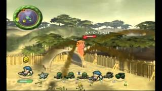 Gamecube Longplay - Battalion Wars 1