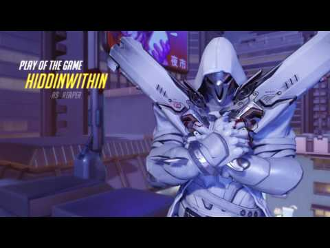 Overwatch Streaming Fun with Veg