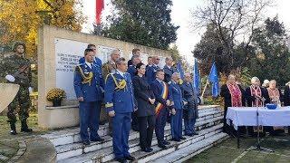 Ziua Armatei Romane a fost sarbatorita la Medias | novatv.ro