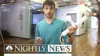 'Quirky' Turns Inventions Into Prodcuts | NBC Nightly News