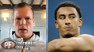 Chris Simms: 'Jordan Love has a special arm' | Pro Football Talk | NBC Sports