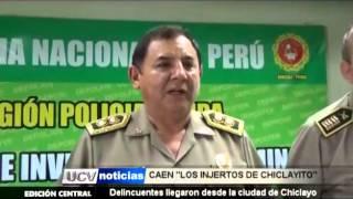 CAEN LOS INJERTOS DE CHICLAYITO-UCV NOTICIAS PIURA