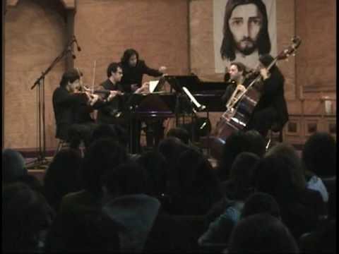 "Franz Schubert: Quinteto Opus 114 ""La Trucha"" Mov 2"