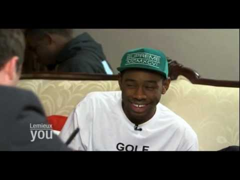Tyler, The Creator Interview - Lemieux On You