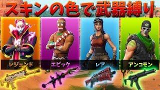 【フォートナイト】秘密スキンチャレンジで奇跡の優勝する!!