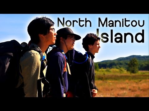 North Manitou Island | Bushcraft Backpacking, Hiking, and Camping in the Sleeping Bear Dunes