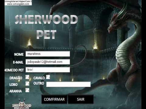 Sherwood Pet Hack
