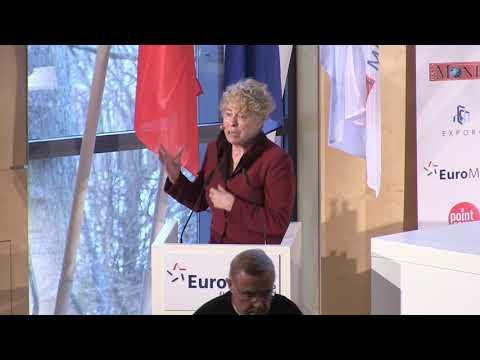 EuroMinds 31.01.2020, Keynote Von Prof. Dr. Dr. H. C. Mult. Gesine Schwan