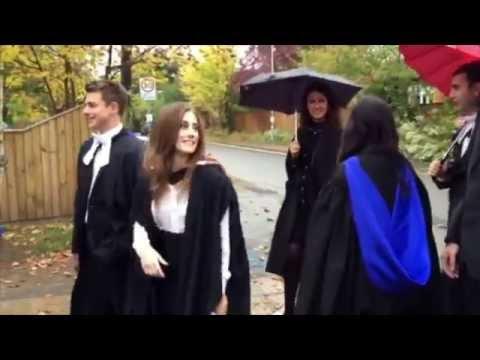 University of Cambridge MPhil Graduation
