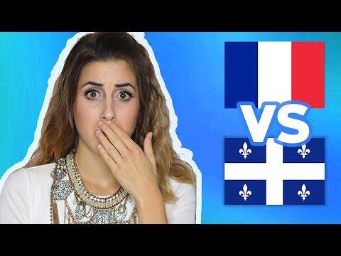JEU DES INSULTES - FRANCAIS VS QUEBECOIS | DENYZEE