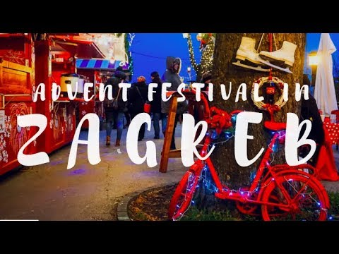 Advent in Zagreb: Winner of Best European Christmas Festival