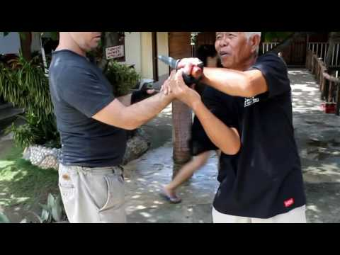 Advance Arnis Kali Philippine Fighting Stick Hand and Knife Combat for the street