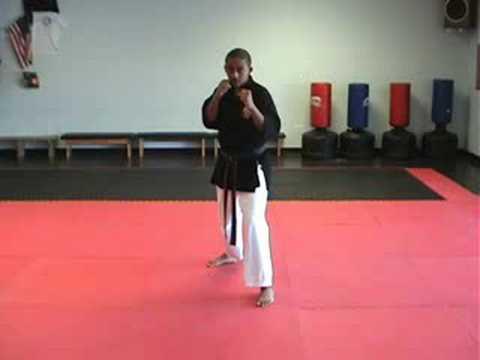 new wave self defense basic kicks youtube