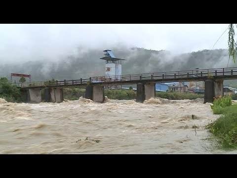 Torrential Rain Hits southwest, east China Provinces