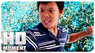 Cheng beat dray - the Karate kid (2010) - the moment of the movie