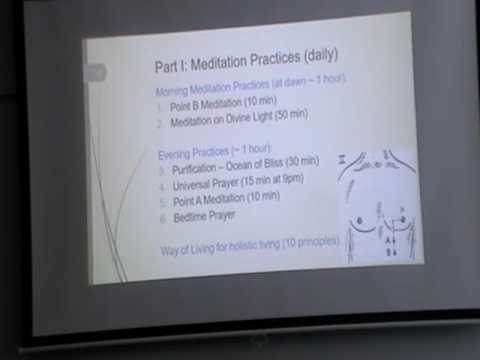 "Pranahuti Aided Meditation & Consciousness Transformation: A Phenomenological Study"" with Wendy Zeng"