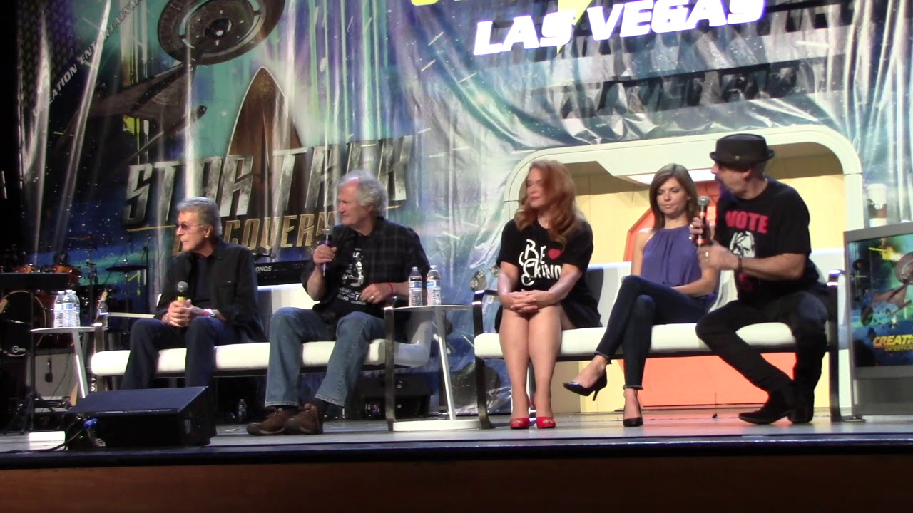 Download Deep Space Nine Tribute with Ira Steven Behr - Star Trek Las Vegas 2018