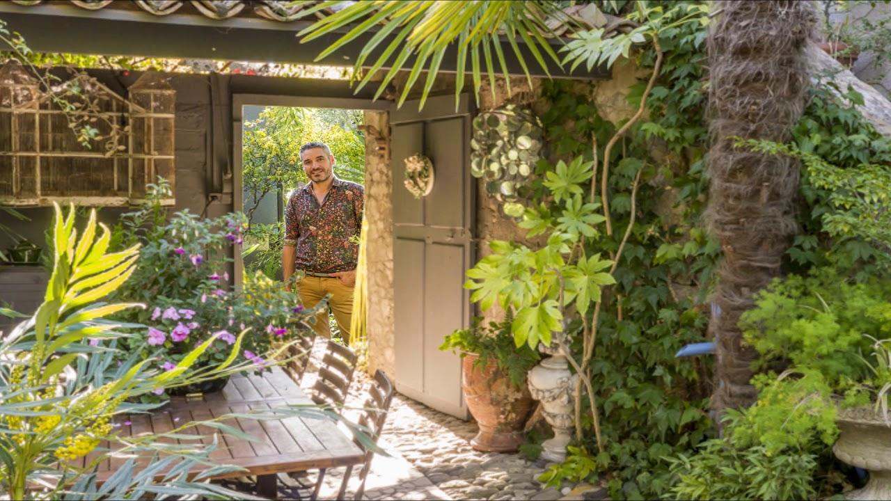 Le jardin de Bésignoles sur France Bleu Drome-Ardèche cet été 2018 - YouTube