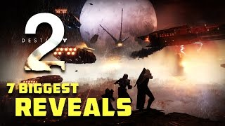 Destiny 2 Gameplay - Everything We Learned
