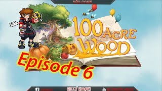 KINGDOM HEARTS 3 PS4 Episode 6 100 Acre Wood Full Gameplay