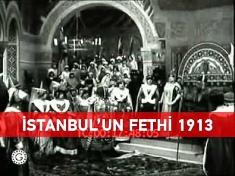 Bizansın Izdırabı -  İstanbulun Fethinin En Eski Filmi 1913