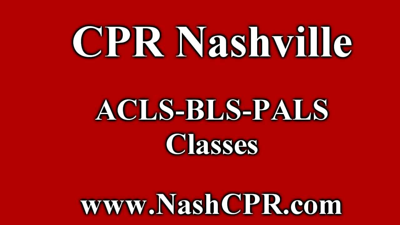 Cpr Class Nashville Cpr Class Youtube