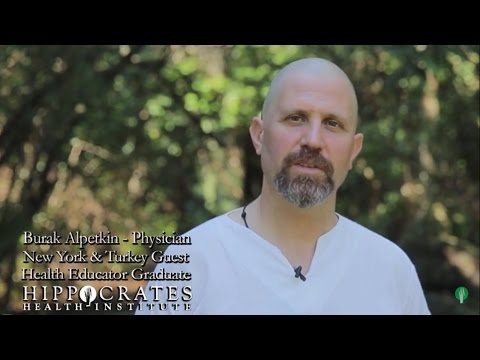Hippocrates Health Institute Physician and Health Educator Graduate Video