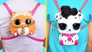 L.O.L  Surprise Biggie Pets Unboxing || Eye Spy Series With Cool Accessories