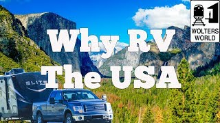 RV Travel - 3 Reasons to Do an RV Tour w/ Wander Filled Life