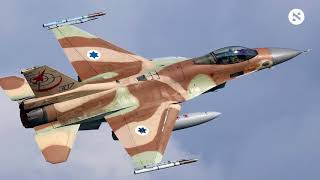 UAE and Israel fighter jets fly together in Greece at 7-country air force exercise