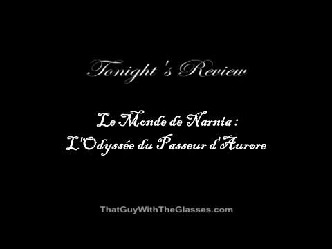 Bum Reviews   Le Monde de Narnia L'Odyssée du Passeur d'Aurore VOSTFR poster