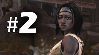 The Walking Dead Michonne Episode 1 - In Too Deep Part 2 Gameplay Walkthrough