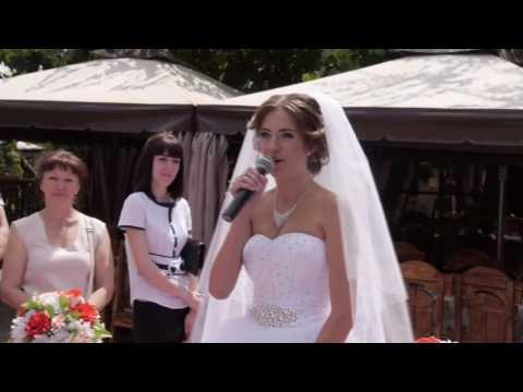 Music video Сбежавшая невеста - читает рэп