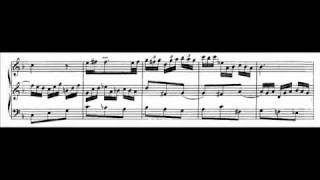 J.S. Bach - BWV 527 (3) - Sonata III - Vivace d-moll / D minor